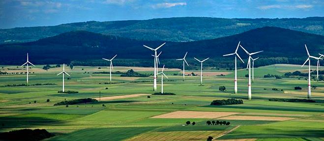 Scotland Surging on Renewable Power