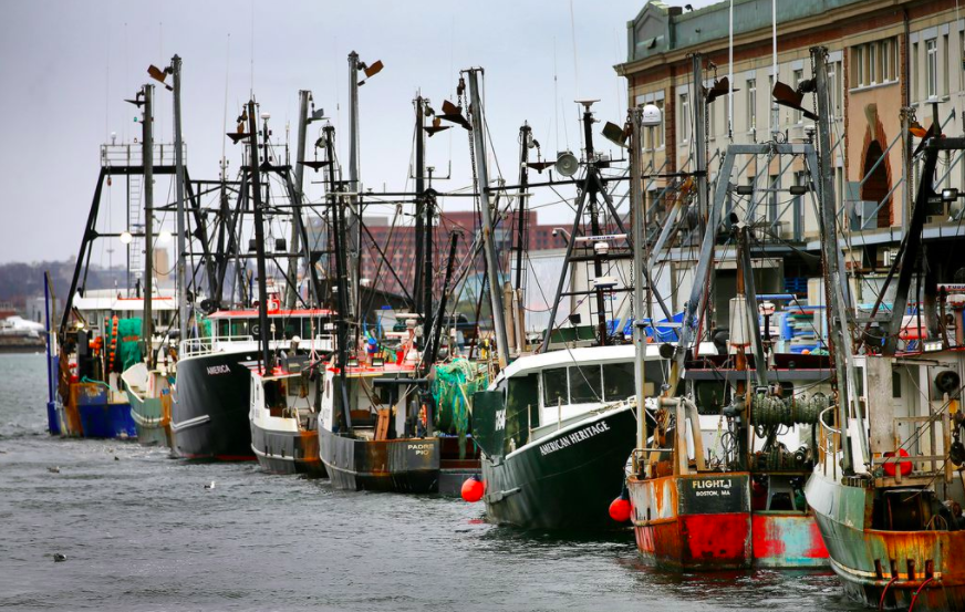 Fishers Caught In Coronavirus Storm, Some Change Business Model While Others Sit It Out