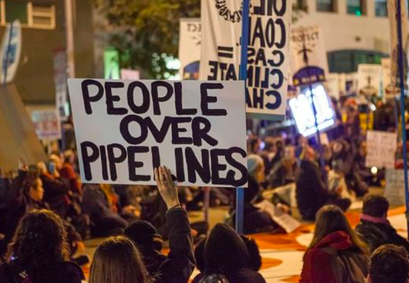 Dakota Access and Keystone XL Pipelines Stymied, BUT SCOTUS Gives Other Projects a Pass