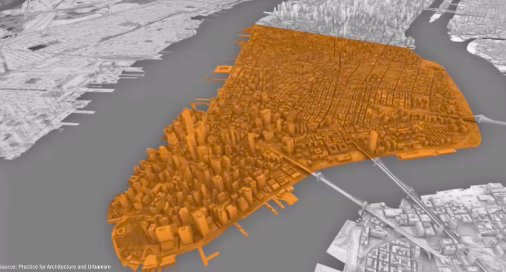 Imagining a Future Of Cities With Many Fewer Or Even Without Cars